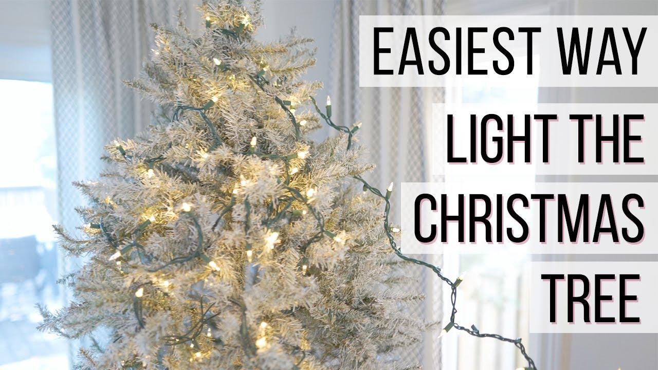 How You Put Away Your Christmas Tree Lights post thumbnail image